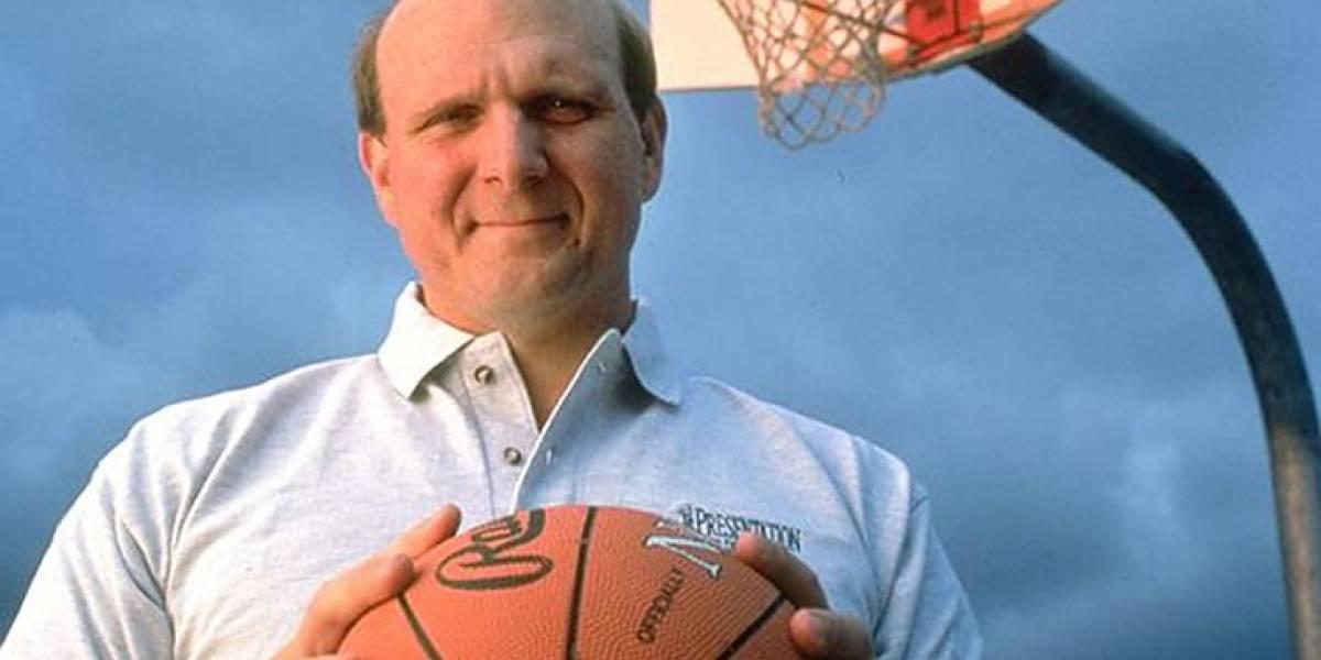 Steve Ballmer quiere comprar un equipo de la NBA por USD$1.800 millones [Actualizado]