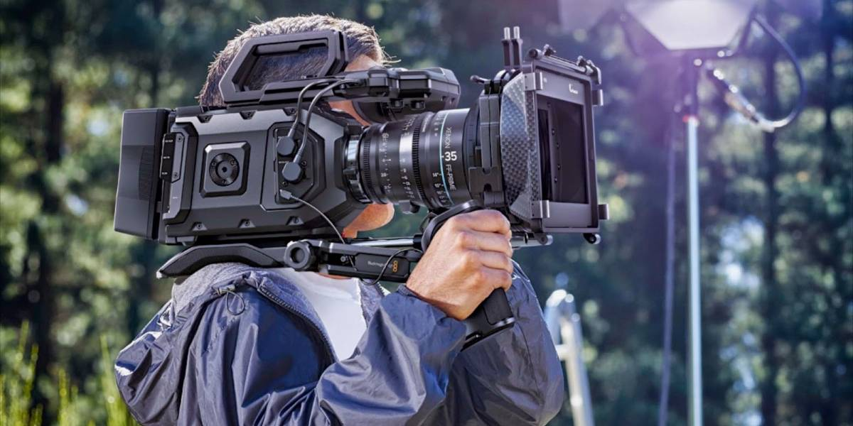 ¿Quieres filmar una serie para Netflix? Ésta es la cámara más barata para hacerlo