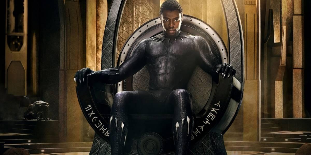 Resulta que el tráiler de Black Panther reventó la internet