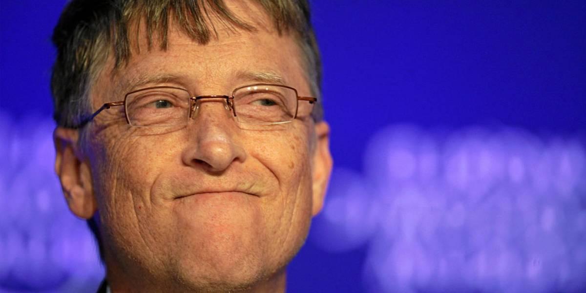 Bill Gates ya vale 90 mil millones de dólares y no gracias a Microsoft