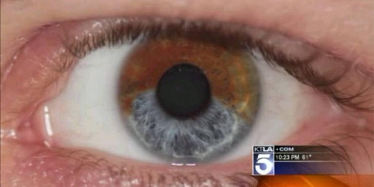¿Quieres tener los ojos azules?