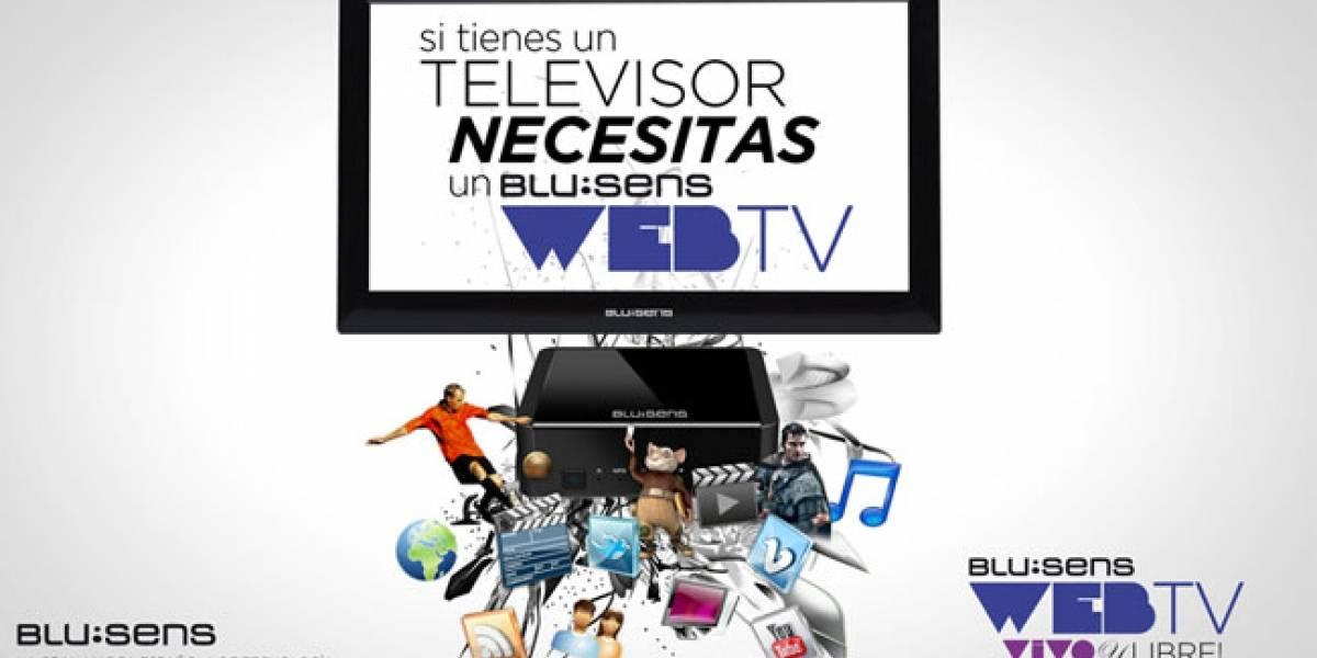Blusens presenta su nueva versión de Firmware BETA para WebTV
