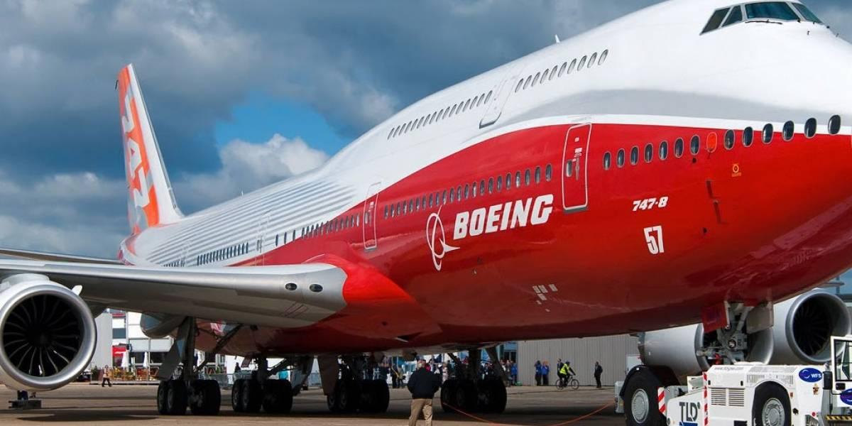 Boeing obtiene récord por el objeto más grande del mundo impreso en 3D