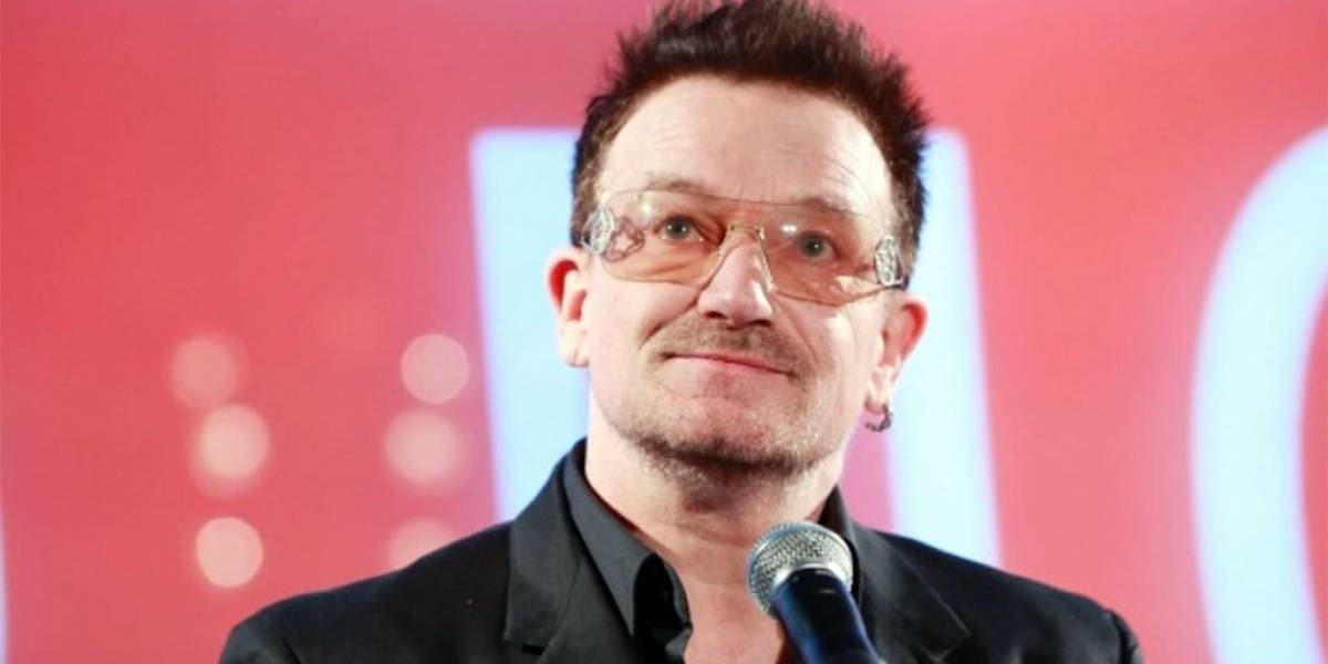 Bono critica a Apple por no darle mayor visibilidad a los productos (Red)