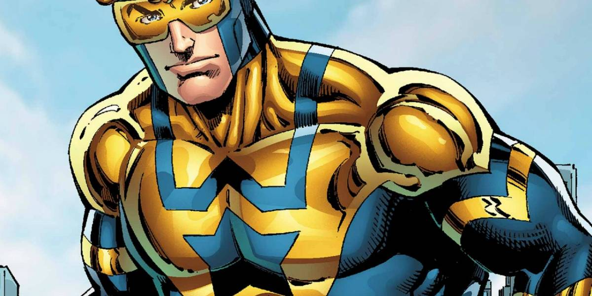 Booster Gold no será parte del Universo Extendido de DC