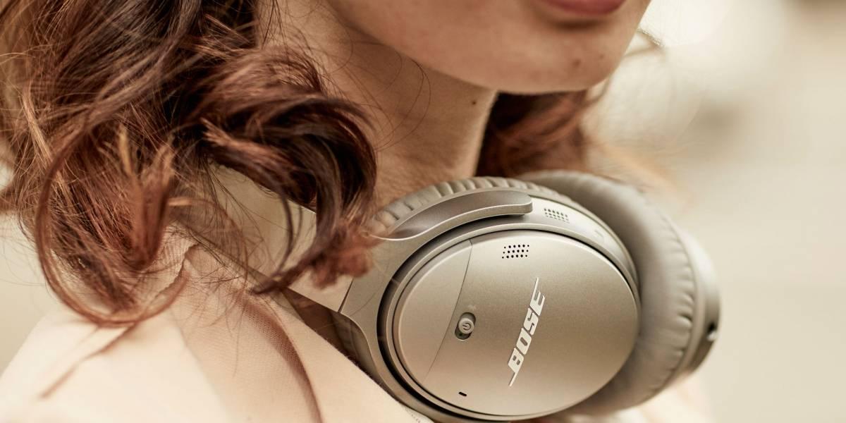 Bose anuncia los primeros audífonos con Google Assistant