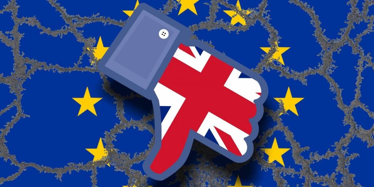 #Brexit también ganó sobre #Bremain en las redes sociales