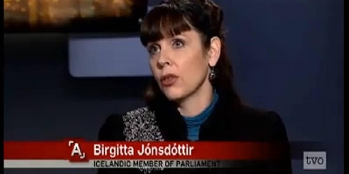 Corte de EE.UU. obliga a Twitter a entregar información sobre parlamentaria islandesa