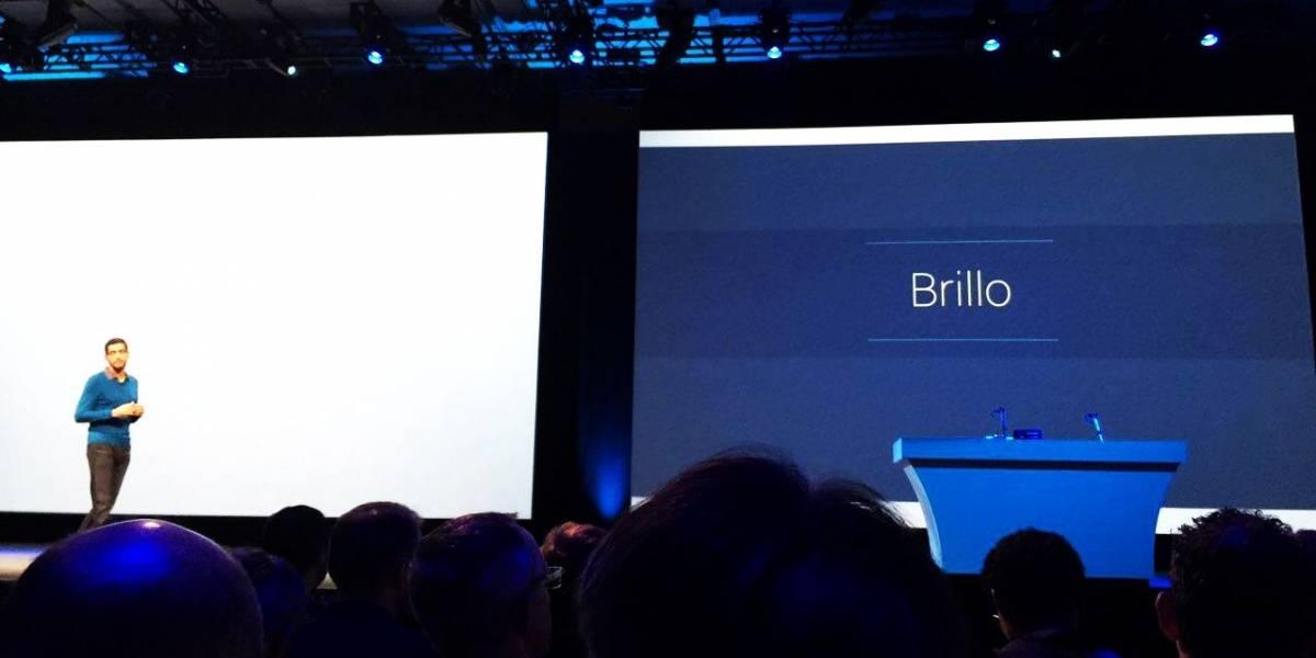 Project Brillo, un sistema operativo para la Internet de las Cosas #io15