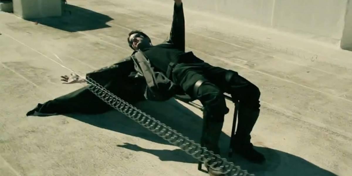 Ingeniero de Google crea efectos visuales de The Matrix girando una cámara