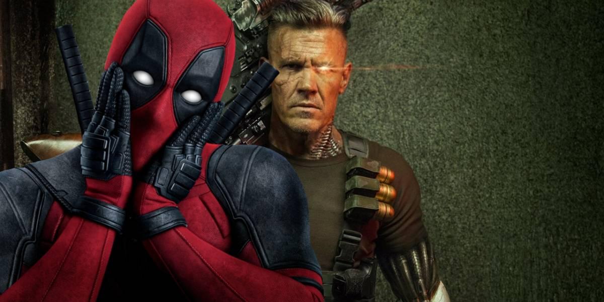 Así luce Josh Brolin como Cable en Deadpool 2