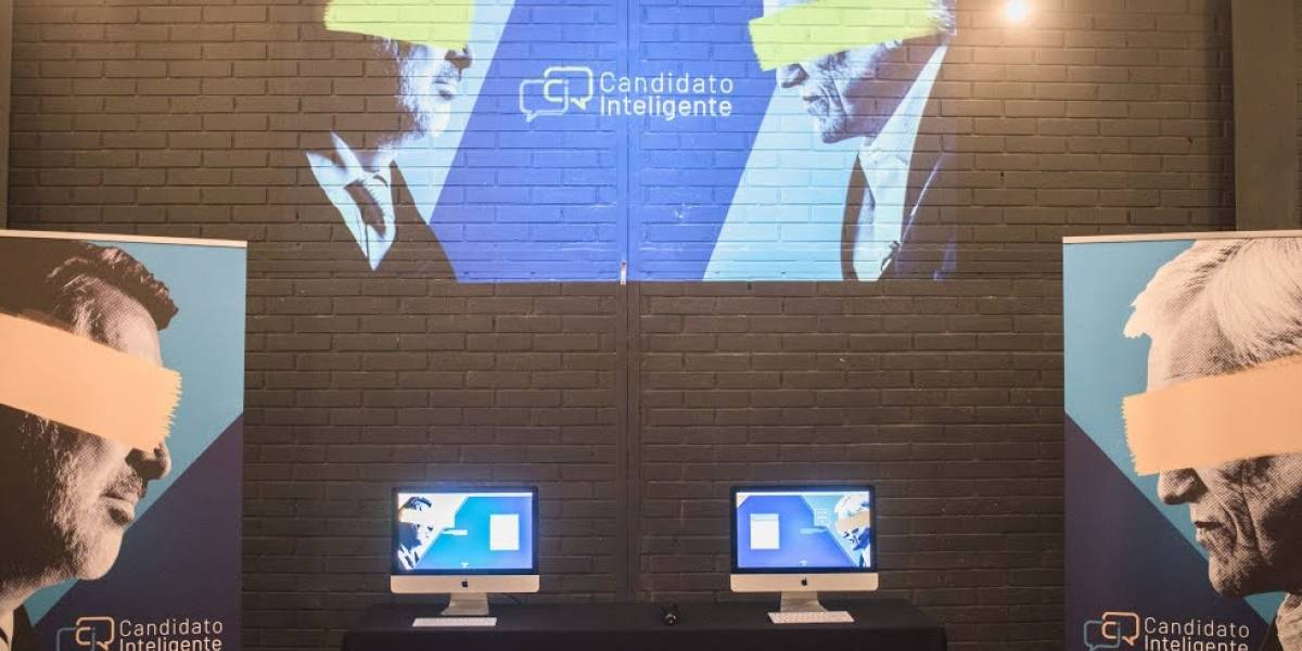 Ciudadano Inteligente lanza bots de los candidatos presidenciales de Chile