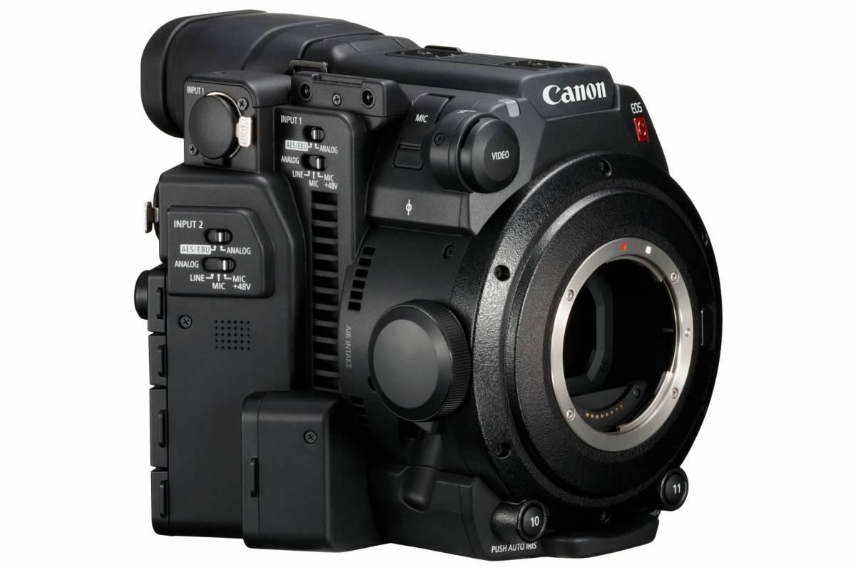 La nueva cámara EOS de Canon ahora graba nativamente en RAW