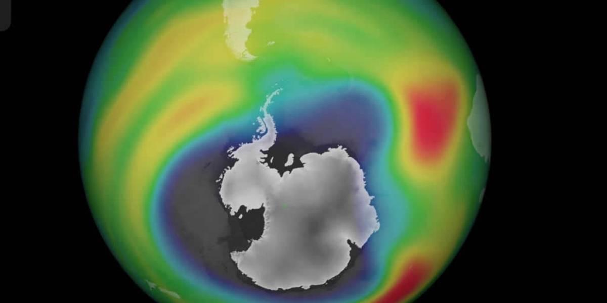 La capa de ozono evidencia signos históricos de recuperación