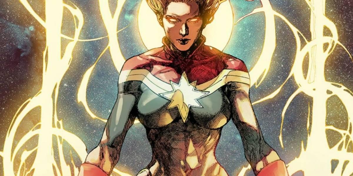 Película de Captain Marvel no se basará en el cómic por culpa de Green Lantern