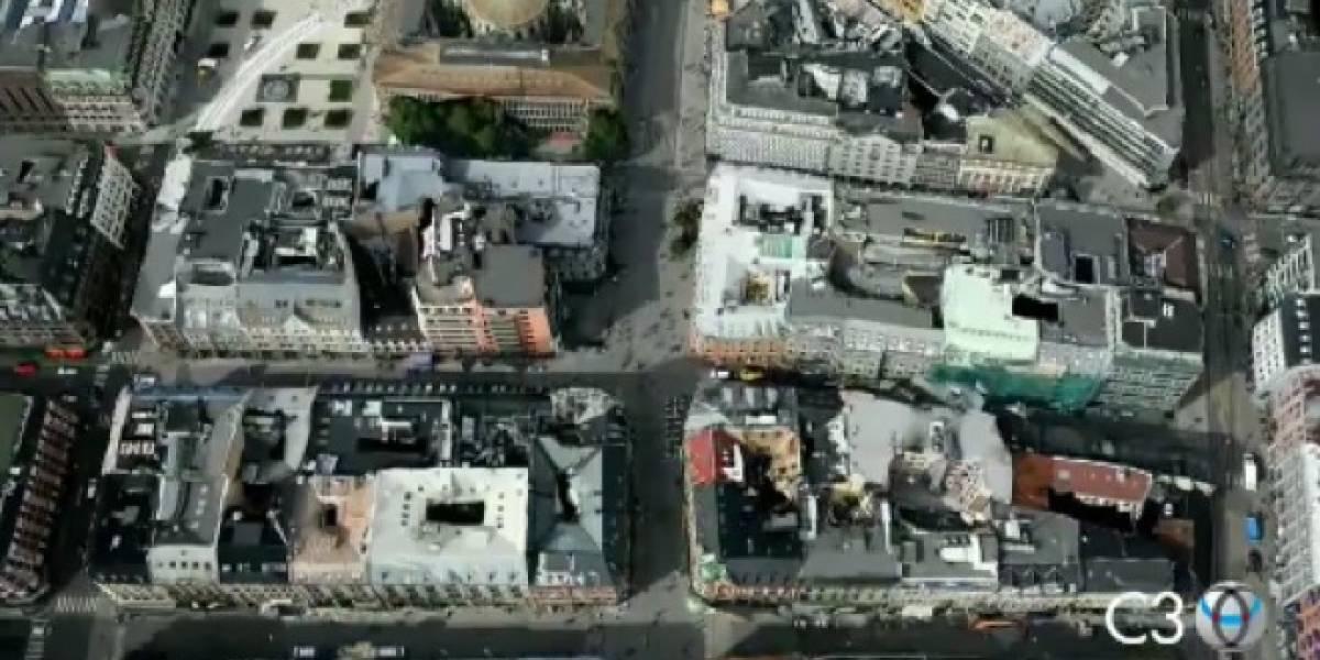 Apple adquiere empresa dedicada a mapas 3D