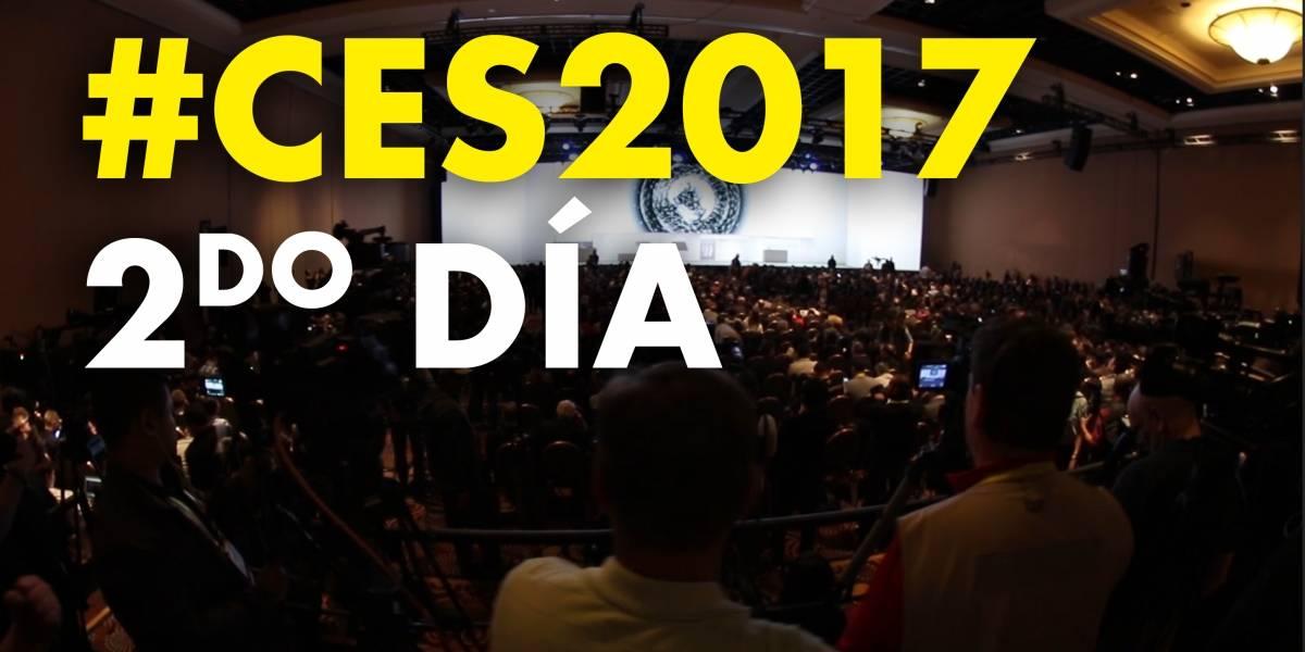 Las novedades de Samsung se tomaron el segundo día de #CES2017 [FayerWayer TV]