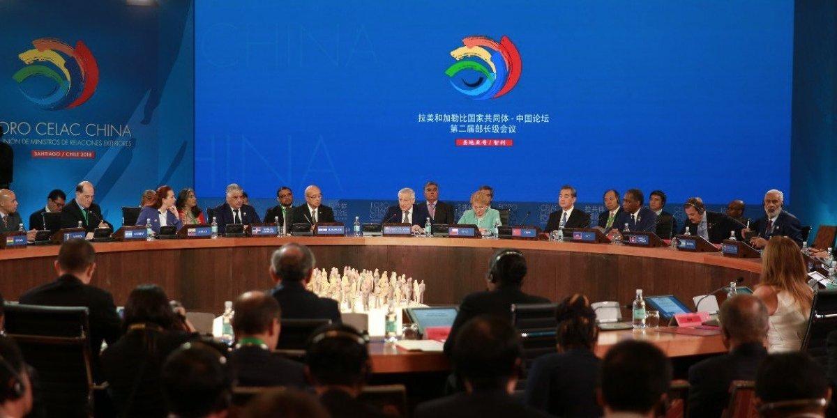 """Presidenta Bachelet instaló reunión Celac - China: """"Innovación e inversión en investigación serán claves para el futuro"""""""