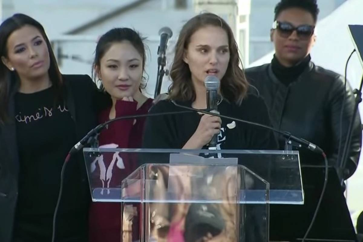 Natalie Portman habla de