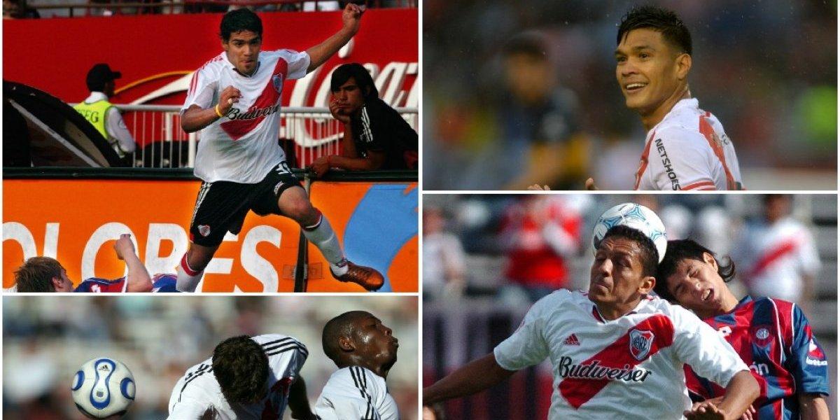 ¡Rivermanía! Con la llegada de Quintero, son 13 los colombianos que jugaron en River