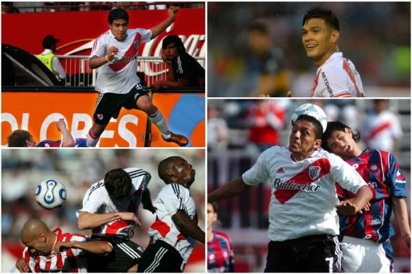Futbolistas colombianos que jugaron en River Plate