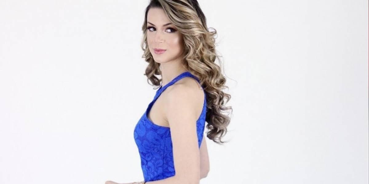 La presentadora guatemalteca Brenda Hughes aclara los motivos de su extrema delgadez