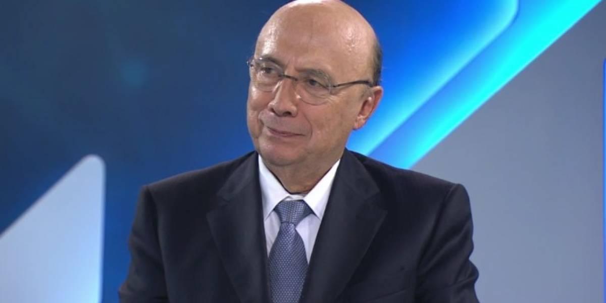 MDB confirma candidatura de Meirelles à Presidência