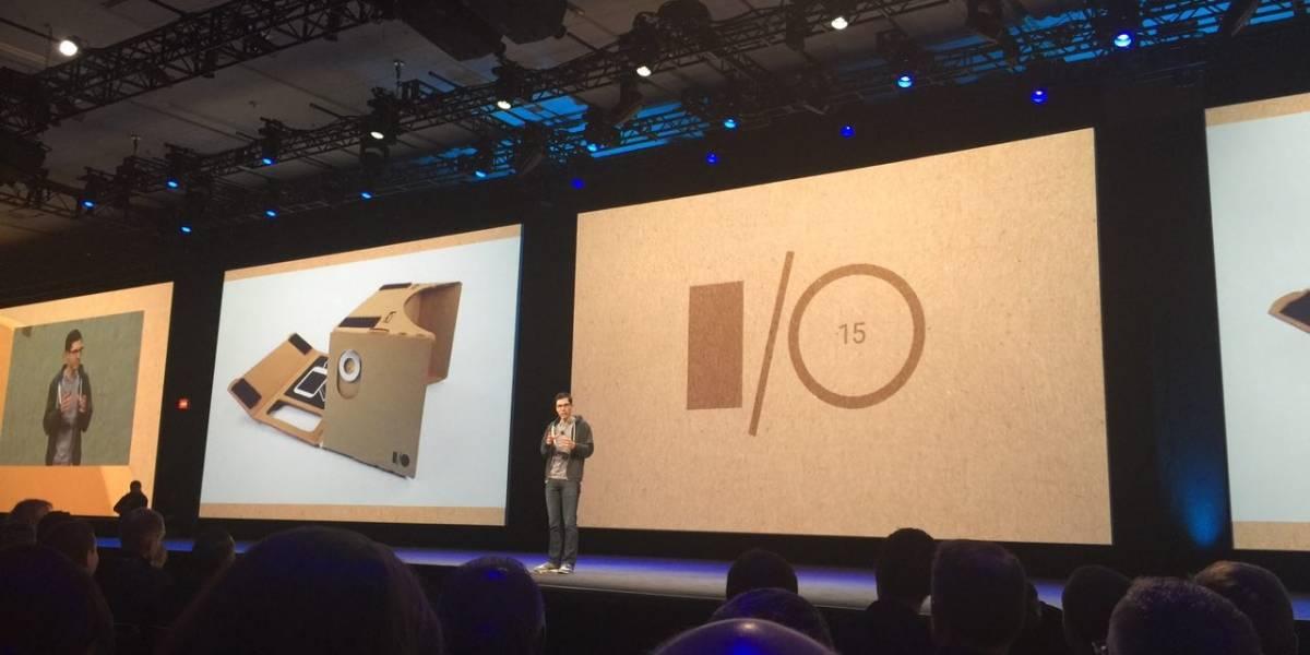 Google anuncia un nuevo Cardboard compatible con iOS y Android #io15