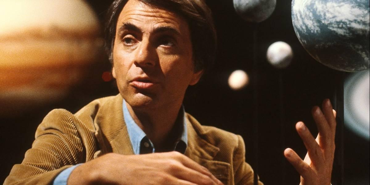 Se cumplen 21 años de la muerte de Carl Sagan
