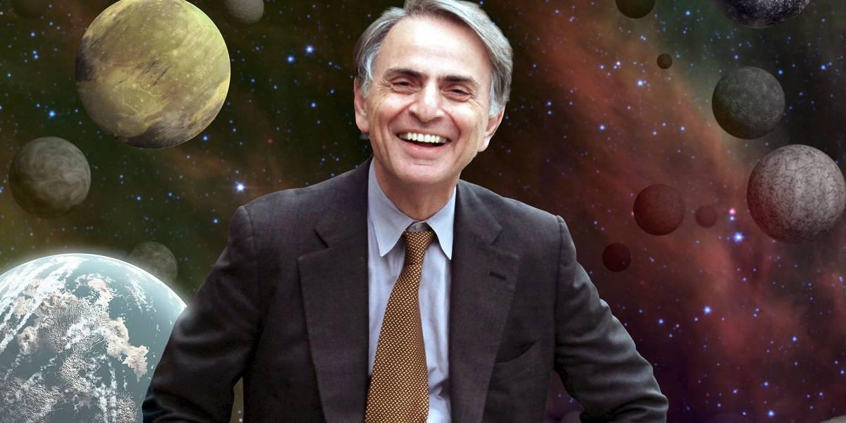 Warner Bros producirá una película biográfica del astrónomo Carl Sagan