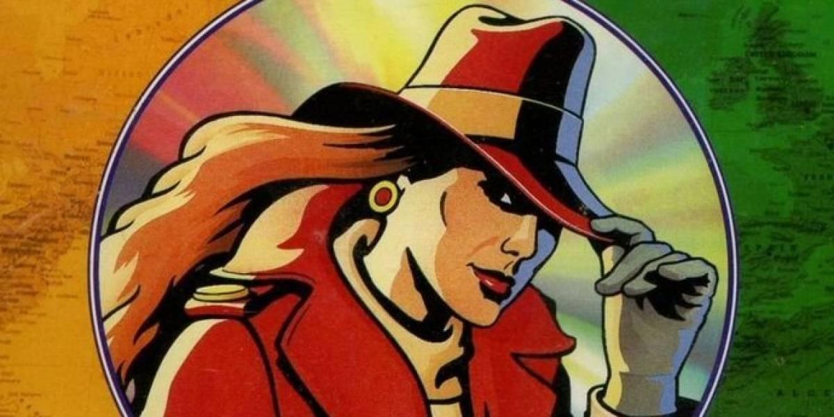 Netflix ordena el desarrollo de una nueva serie de Carmen Sandiego
