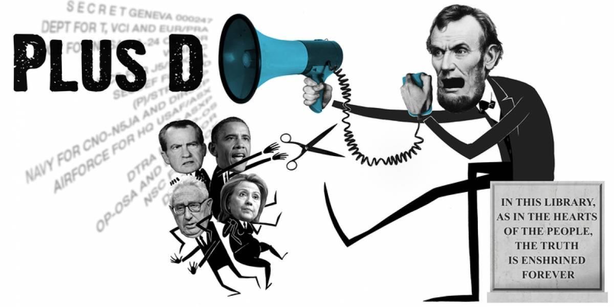 WikiLeaks libera medio millón de cables diplomáticos de 1978
