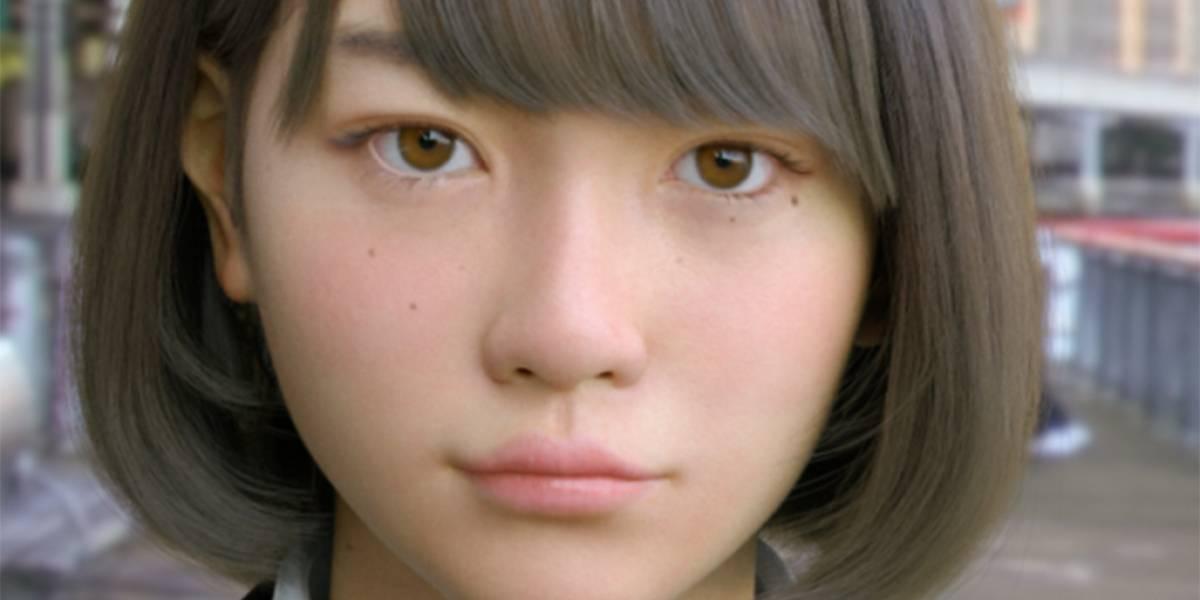 Esta chica no es real: Así han avanzado las gráficas CGI