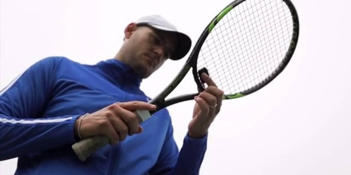 Challenger, el gadget que convierte en inteligente tu raqueta de tenis