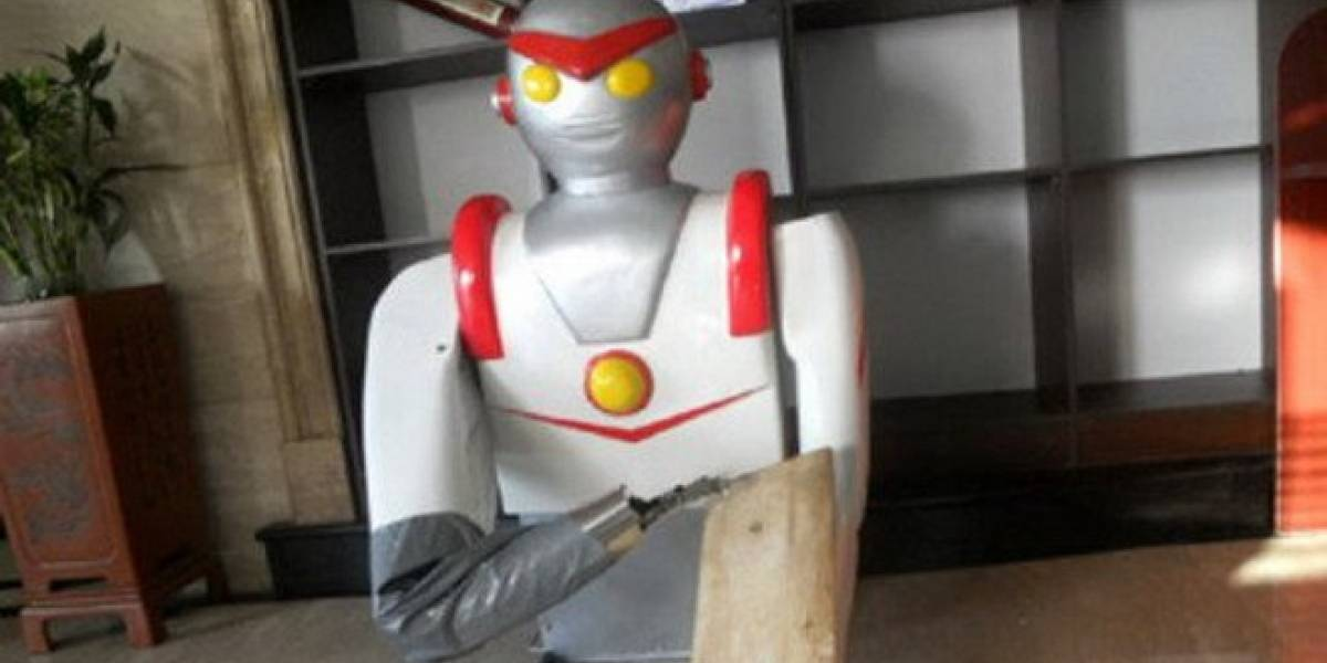 Crean robot que rebana fideos