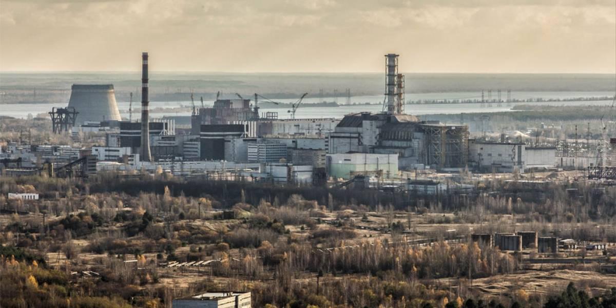 Planta de Chernobyl suspende operación tras ataque de ransomware
