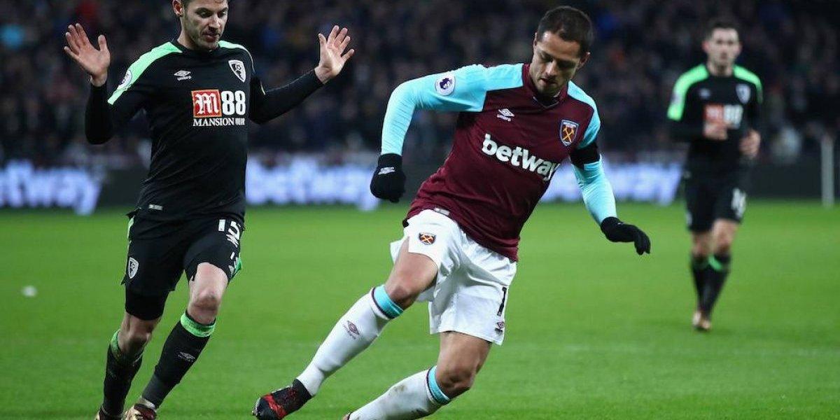 Moyes quiere que 'Chicharito' se quede en West Ham y le promete más oportunidades