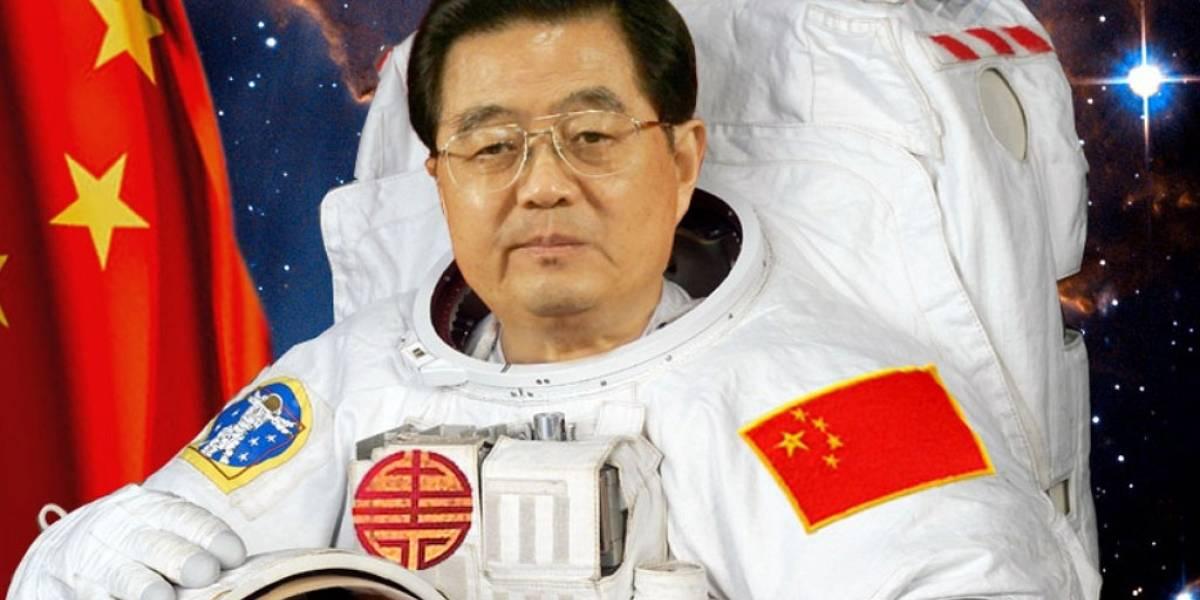 China también quiere poner a un hombre en la Luna
