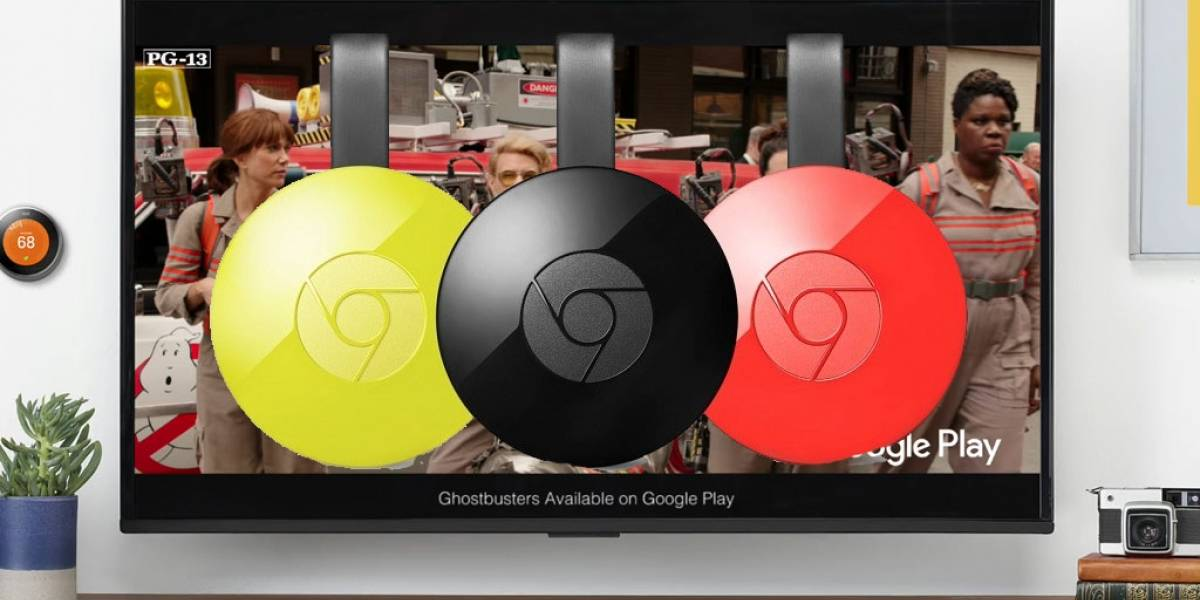 Google en verdad quiere que compres un Chromecast