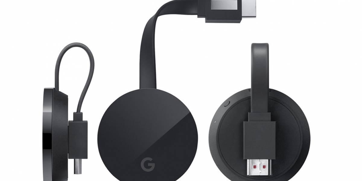 Google revela su Chromecast Ultra y salta de lleno al 4K #madebygoogle