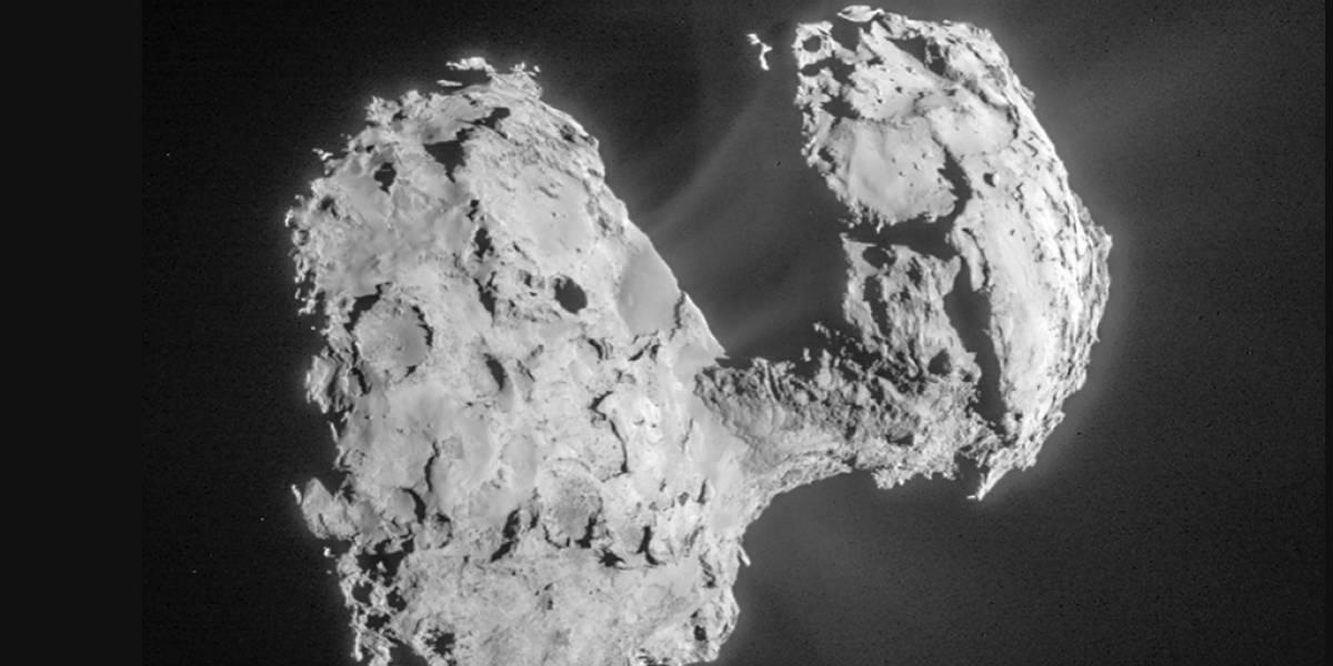 Cometa Churyumov-Gerasimenko podría estar habitado por microorganismos alienígenas