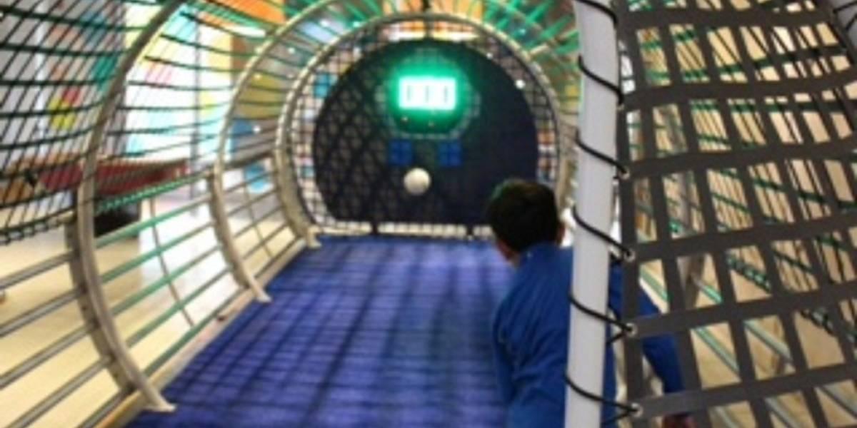 Museo Interactivo Mirador muestra el fútbol desde la física