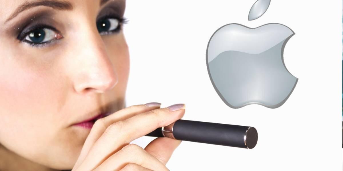 Apple patenta un cigarro electrónico