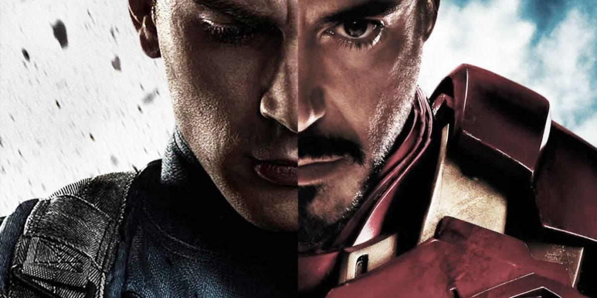 Cinco motivos para no perderse Captain America: Civil War