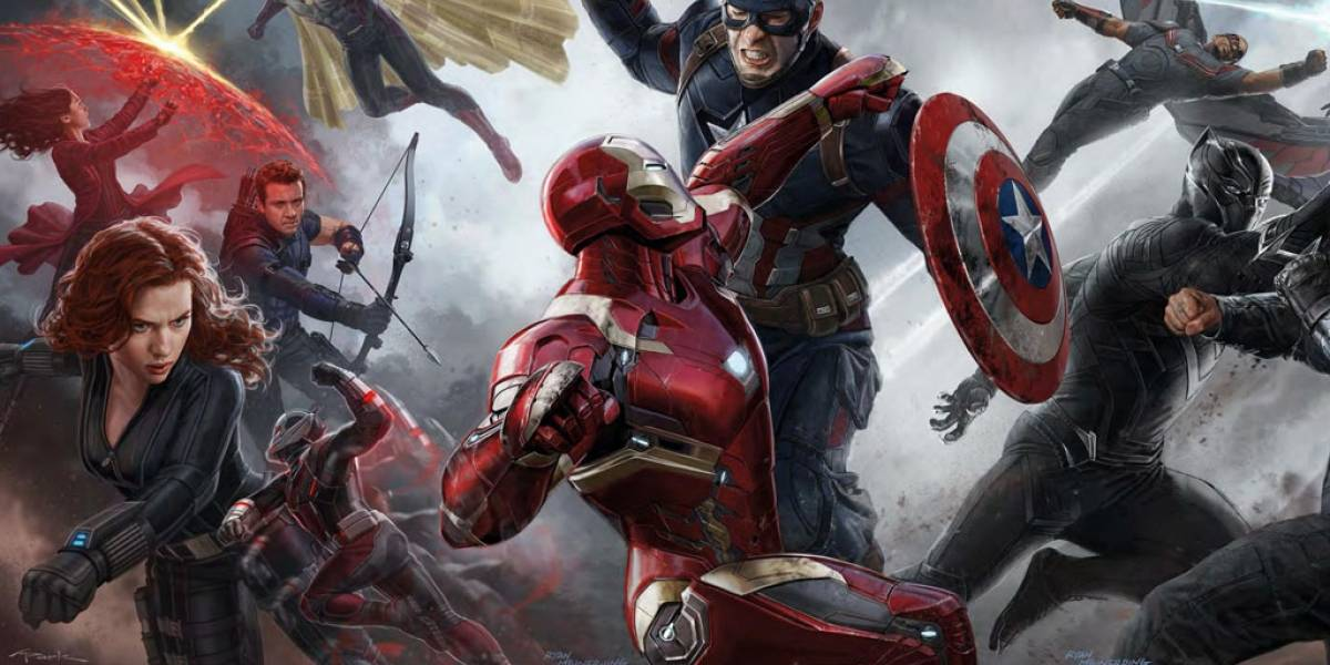 Captain America: Civil War, Marvel logra un nocaut [FW Labs]