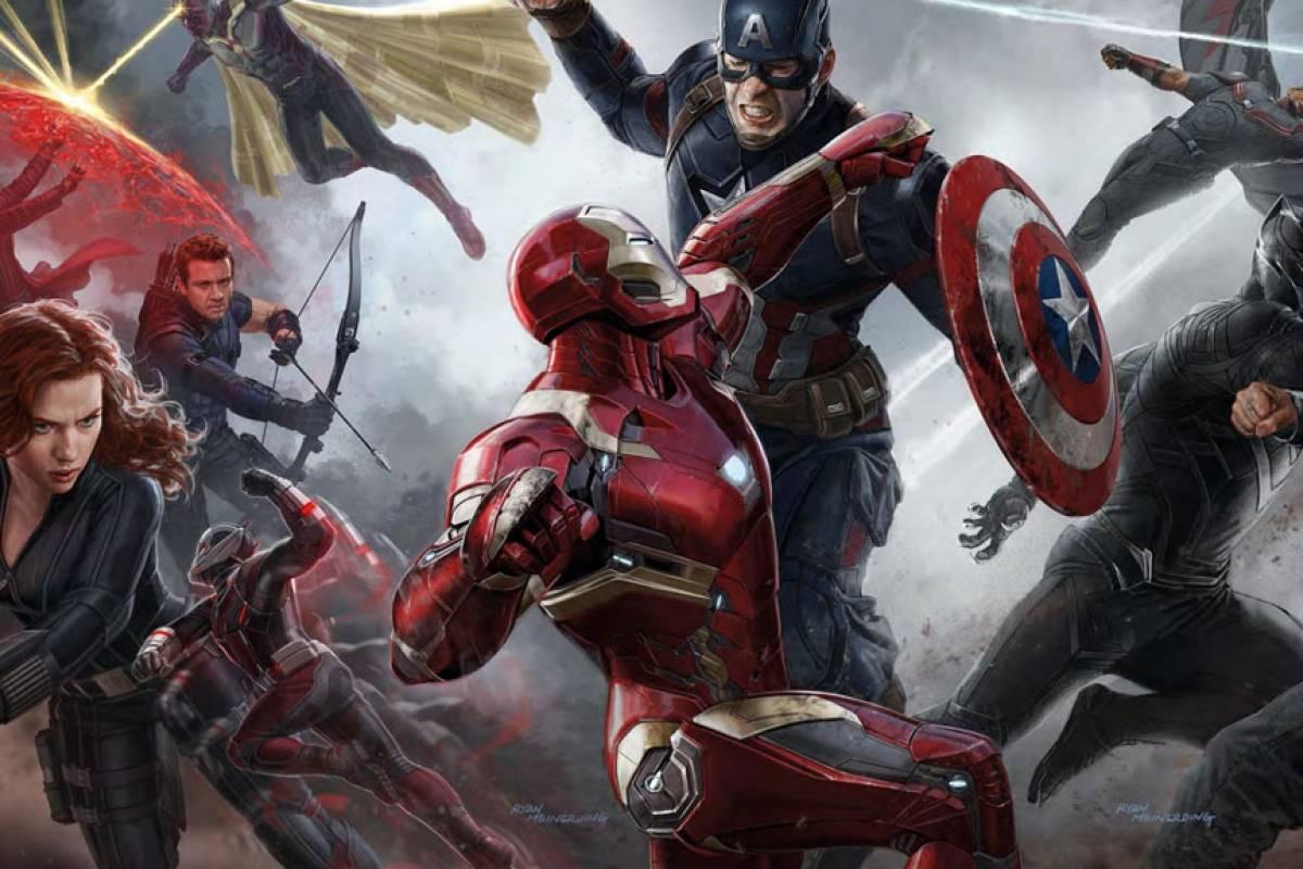 Captain America: Civil War, Marvel logra un nocaut [FW Labs]
