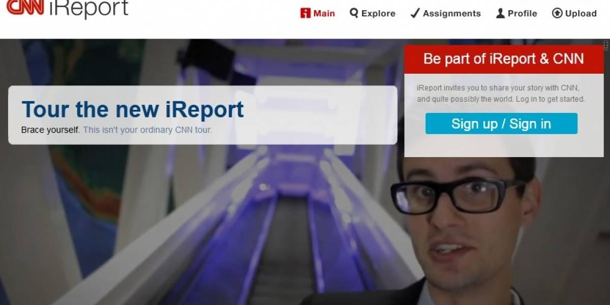 CNN despide a 50 profesionales y convierte su sitio de periodismo ciudadano iReport en una red social