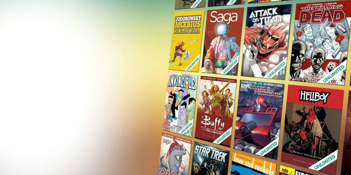 ComiXology lanza servicio de cómics estilo Netflix