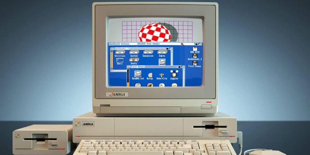 La Commodore Amiga regresa esta Navidad de 2017