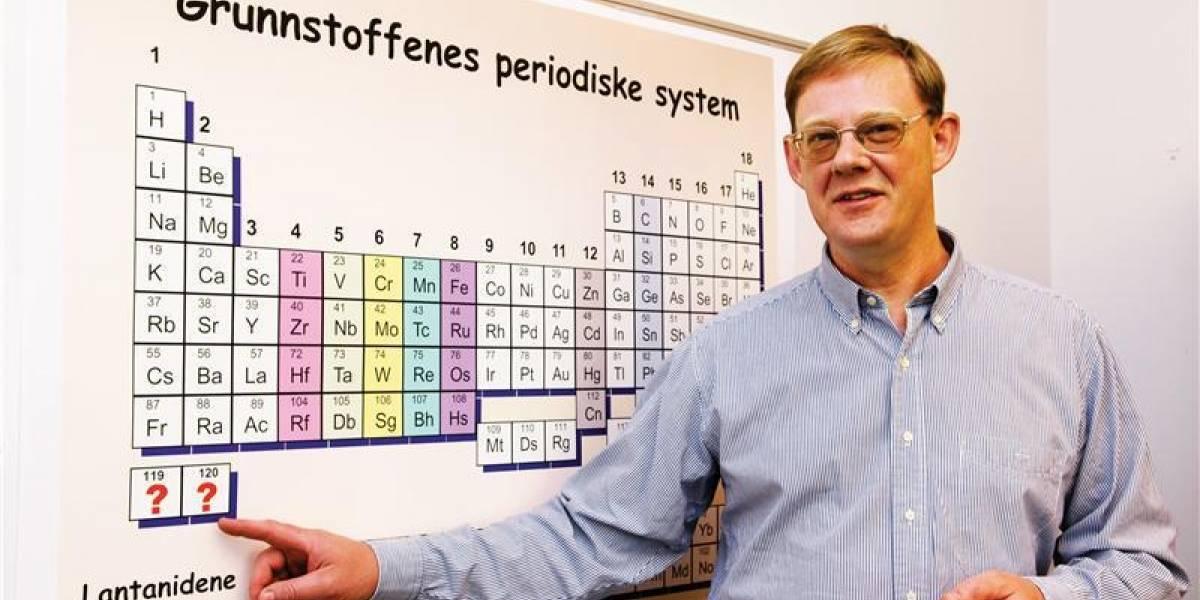 Ahora dos equipos científicos compiten por crear el elemento químico más pesado